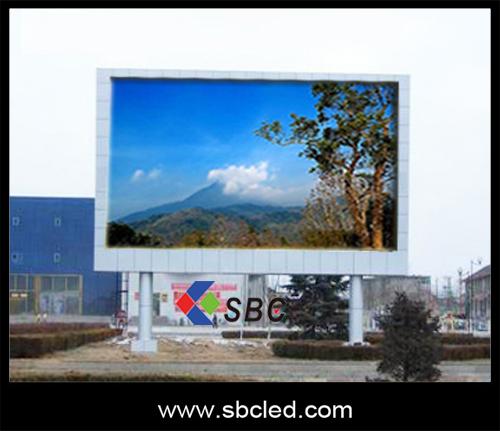 Ku48 P14 1g1r1b Outdoor Led Display