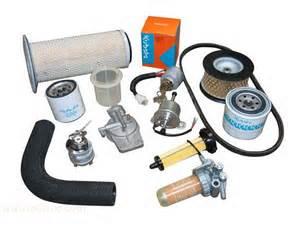 Kubota 03 Series Diesel Engine Parts