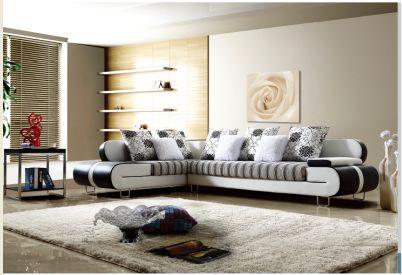 L Shape Sofa 539 Item F001
