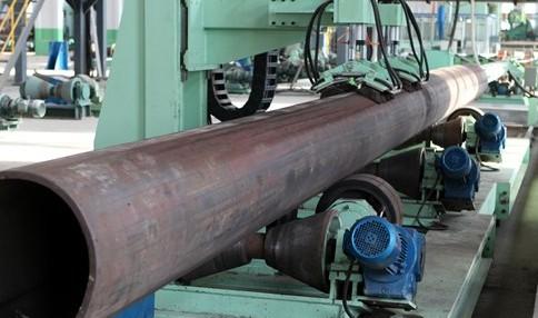 L290r Jcoe Lsaw Steel Pipe 762 12
