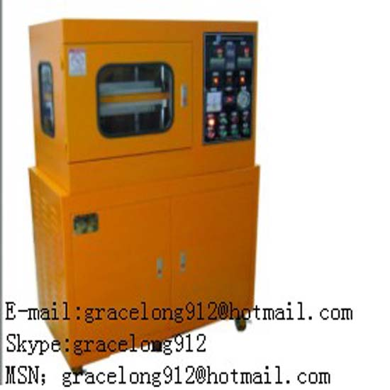 Lab Use Heat Pressing Rubber Machine