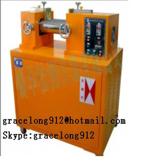 Lab Use Rubber Mixing Mill
