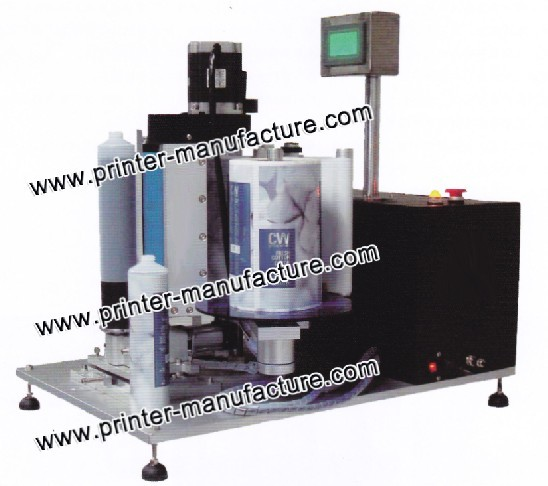 Labeling Machine For Soft Tubes