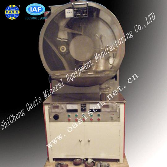Laboratory High Voltage Electrostatic Separator