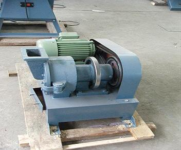 Laboratory Sealed Disk Crusher