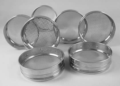 Laboratory Sieve For Particle Size Analysis