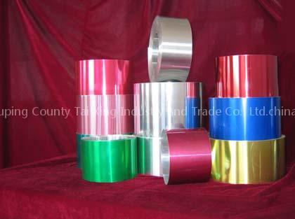 Lacquer Aluminium Strip For Pharmaceutical Caps
