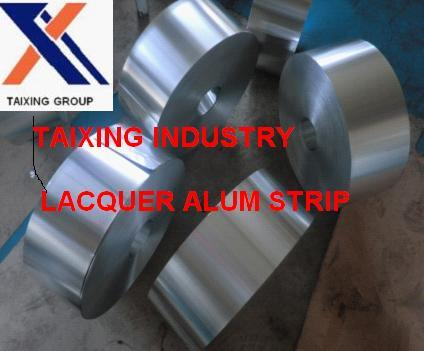 Lacquer Aluminium Strip For Vial Seals 8011 H14