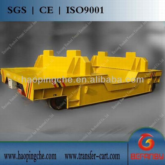 Ladle Transfer Bogie Material Handing Equipment With Ce Iso 9001 Sgs