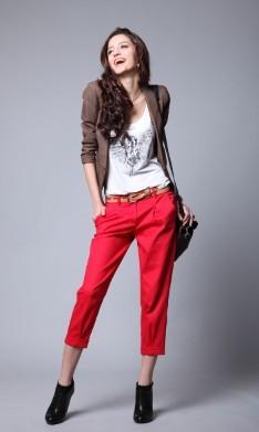 Lady S Jacket Women Fashion Cotton