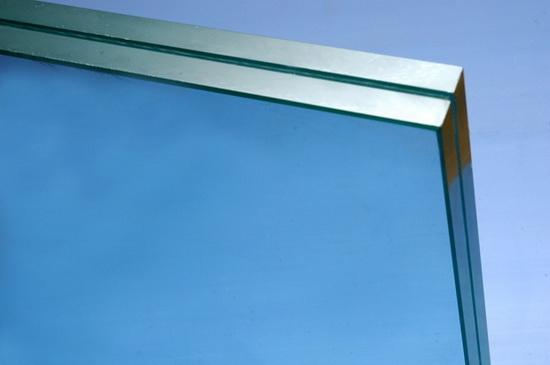 Laminated Glass Tempered Builing
