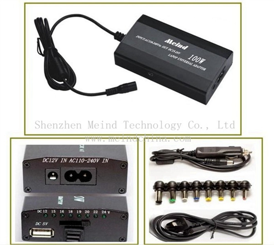 Laptop Adapter Adaptor Universal Power Supply Usb Charger M505a For Netbook Notebook