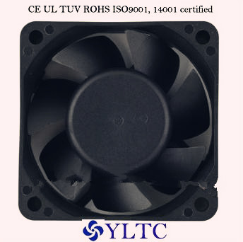 Laptop Fan 60x60x25mm Dc Cooling