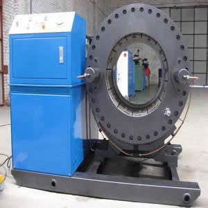 Large Caliber Hose Crimping Machine