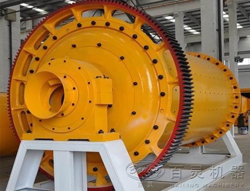 Large Capacity Grinding Machine Energy Saving Ball Mill