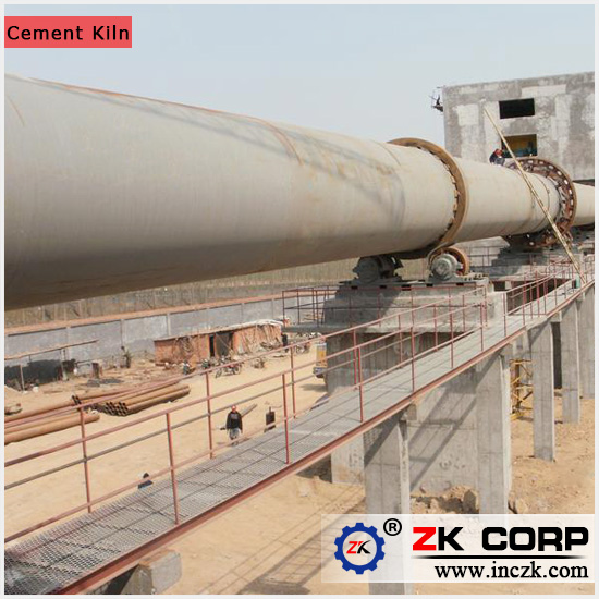Large Capacity Rotary Kiln Incinerator