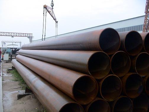Large Diameter Sawl Pipe Line