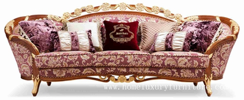 Large Fabric Sofa Luxury Natural Quality Price