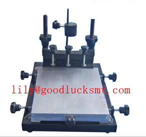 Large Manual Printer In Surface Mount Technology