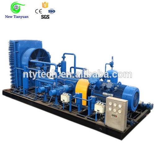 Large Mother Station M Type Cng Natural Gas Compressor Ce Certified