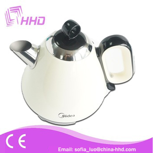 Large Stainless Steel Electric Kettle For Hotel Canton Fair Selling