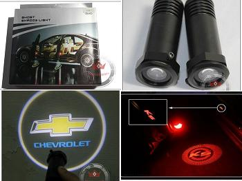 Laser Car Led Logo Light Door Ghost Shadow