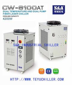 Laser Water Chiller For Co2 Rf Metal Tube