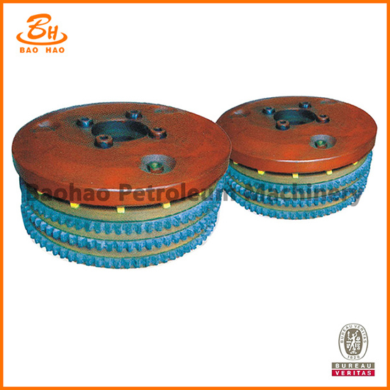 Latest High Quality Push Type Standard Clutch For Drilling Rig