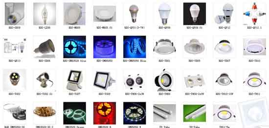 Latest Led Lighting Products From Rds Company