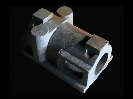 Lathe Machine Component