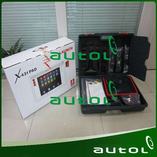 Launch X431 Pad Vehicle Diagnostic Tool Scanner