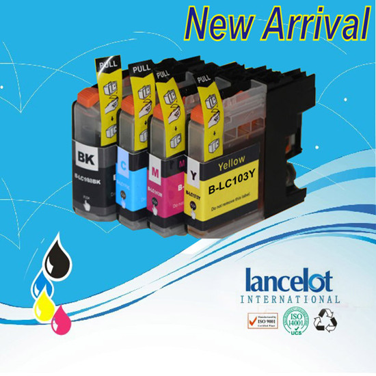 Lc103 Lc113 Lc105 Lc107 Lc115 Lc117 Lc123 Lc125 New Ink Cartridge