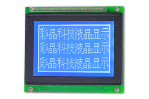 Lcd 12864 Graphical Blue White Cm12864 10