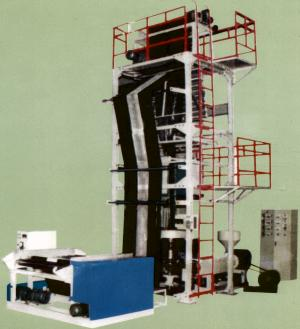 Ld1300 Double Color Film Blowing Machine
