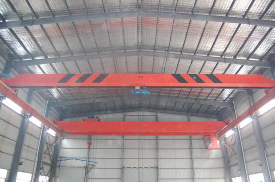 Lda Electric Single Girder Bridge Crane 1 16t