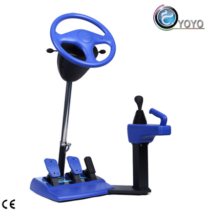 Learn Driving With Fun Yoyo Training Machine