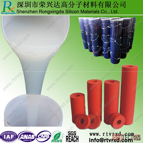 Leather Printing Roller Silicone Rubber