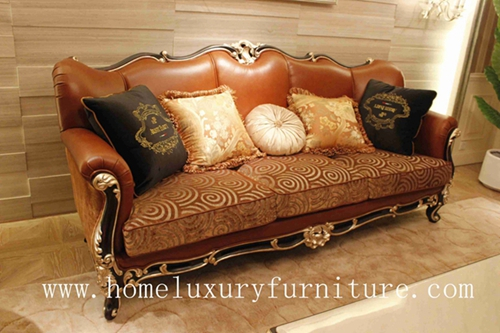 Leather Sofa Classic Furniture Italian Company Lether Set