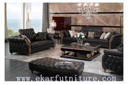 Leather Sofa Classical Sets Ti 003