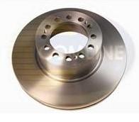 Lecinena Brake Disc Rotor