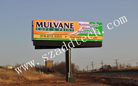 Led Billboard For Outdoor Advertising Use Cabinet Size Is 960mm X