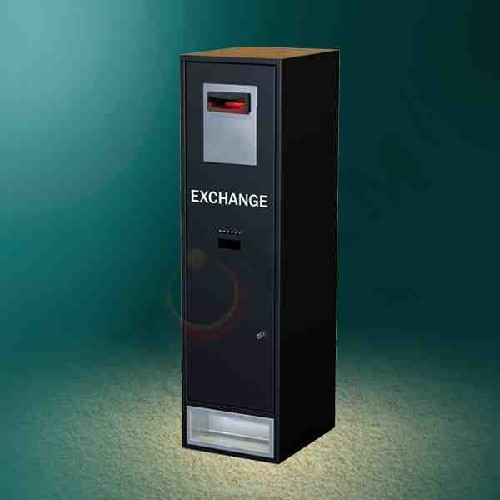Led Display Coin Exchange Machine