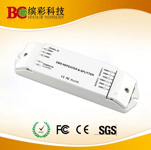 Led Dmx 512 Signal Power Amplifier