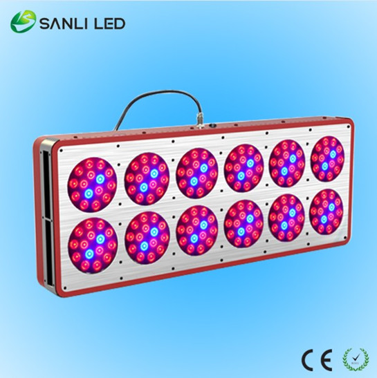 Led Grow Lights With 660nm 630nm 460nm 730nm For Hydroponic Lighting Green House