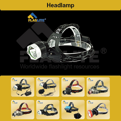 Led Headlamp Head Light Flaslite