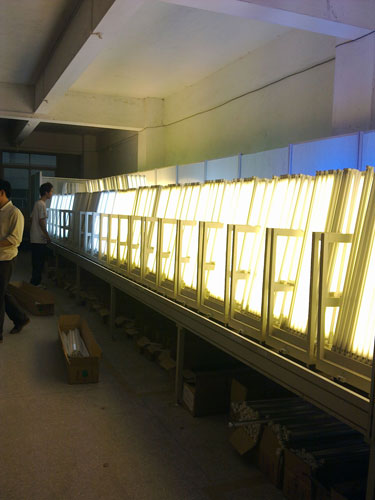 Led Lamp Aging Equipment