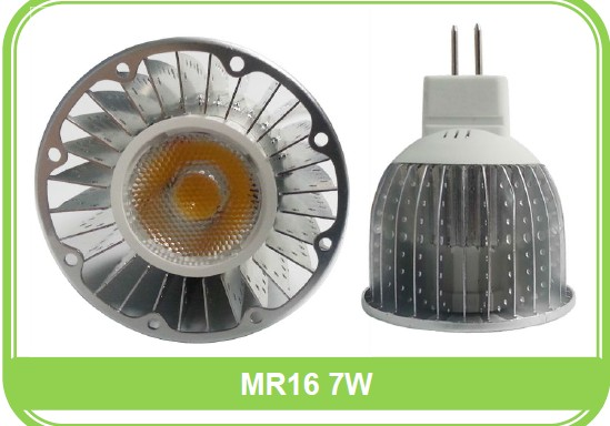 Led Lamp Spot Light Mr16 7w