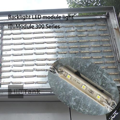 Led Light Source For Illuminated Signage Solution