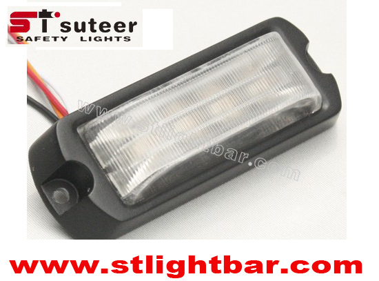 Led Mini Lightbar Strobe Emergency Warning Light