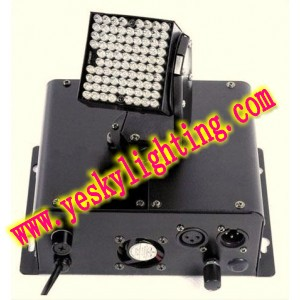 Led Mini Moving Head Wash Yk 106